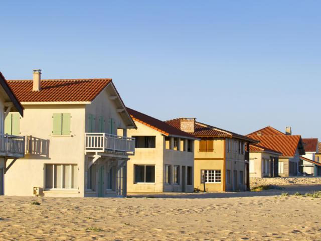 Maison sur la plage à Saint Girons Plage | Côte Landes Nature