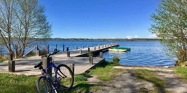 Lac de Léon via Instagram
