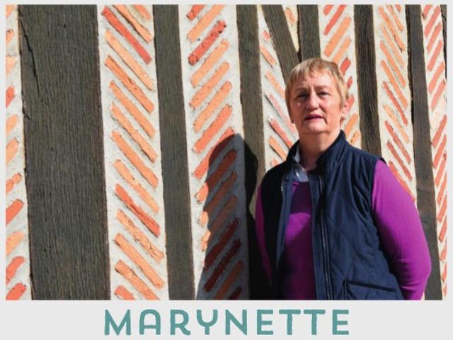 Greeters Marynette 640