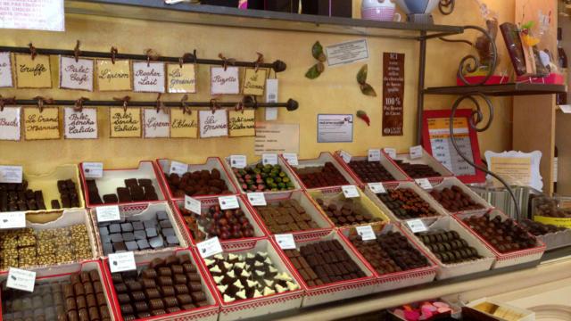 L'Étalon Noir, chocolaterie à Léon | Côte Landes Nature