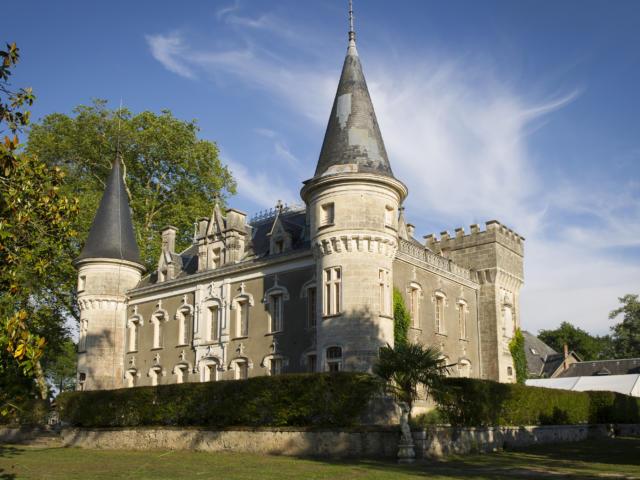 Château Belle Époque | Côte Landes Nature