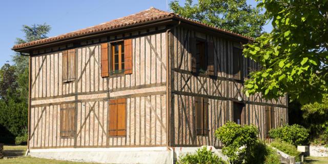 Maison Landaise à Lévignacq | Côte Landes Nature