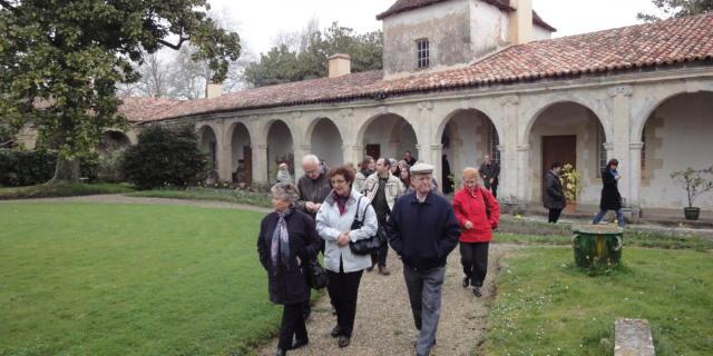 Visite Du Chaâteau Gaujacq