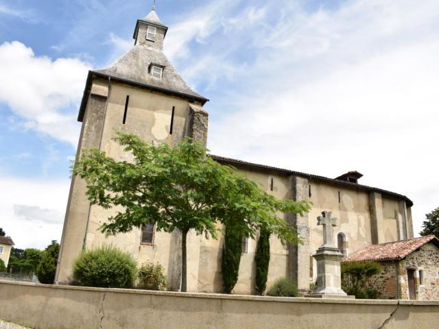 Eglise de Taller | Côte Landes Nature