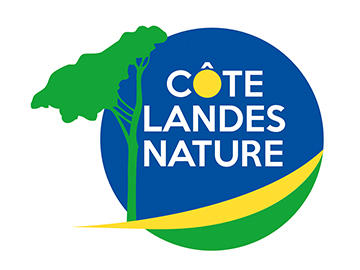 Logo Côte Landes Nature