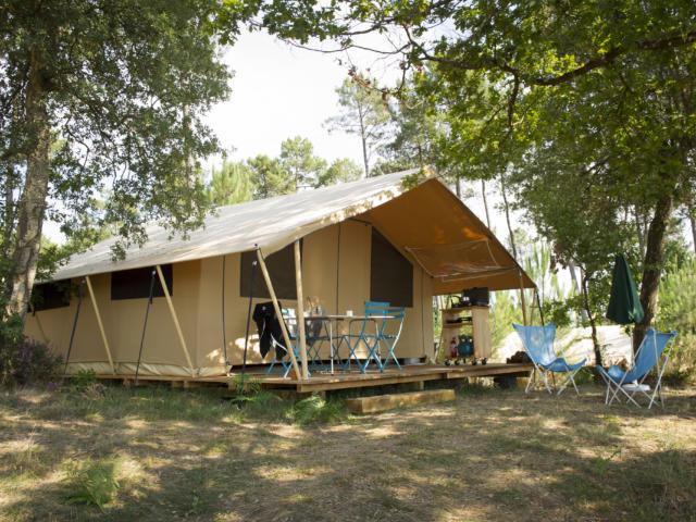Camping à Saint Michel Escalus | Côte Landes Nature