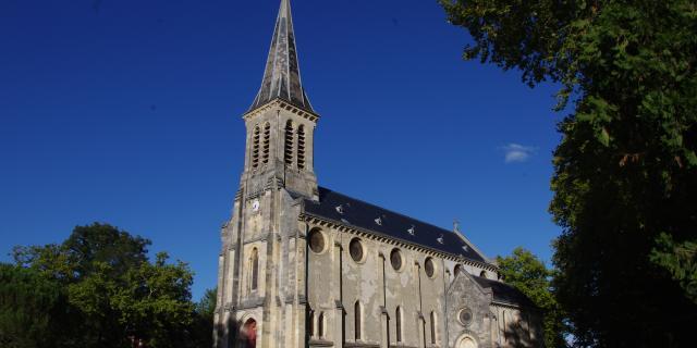 Eglise d'Uza
