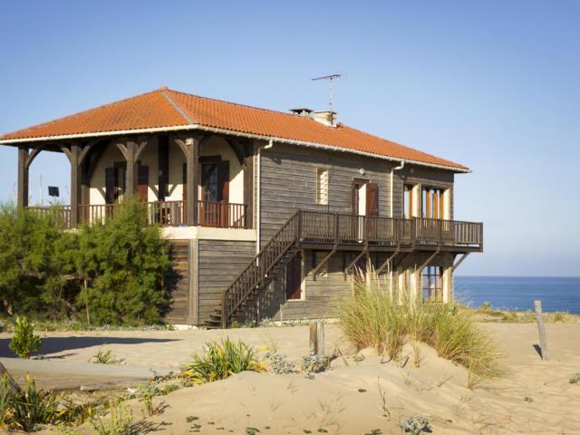 Location de vacances à Saint Girons plage | Côte Landes Nature