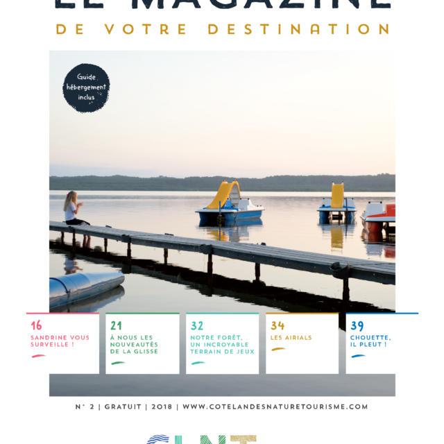 Magazine 2018 | Côte Landes Nature Tourisme