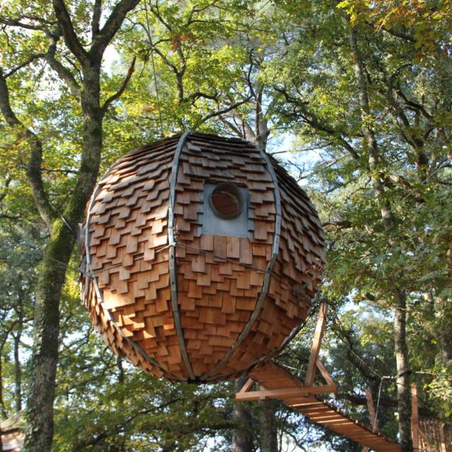 Lov'nid - les Cabanes du Menoy à Léon | Côte Landes Nature Tourisme