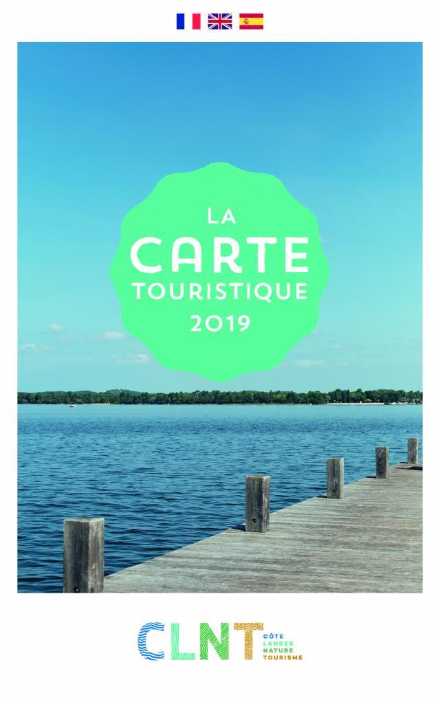 Carte 2019 | Côte Landes Nature Tourisme