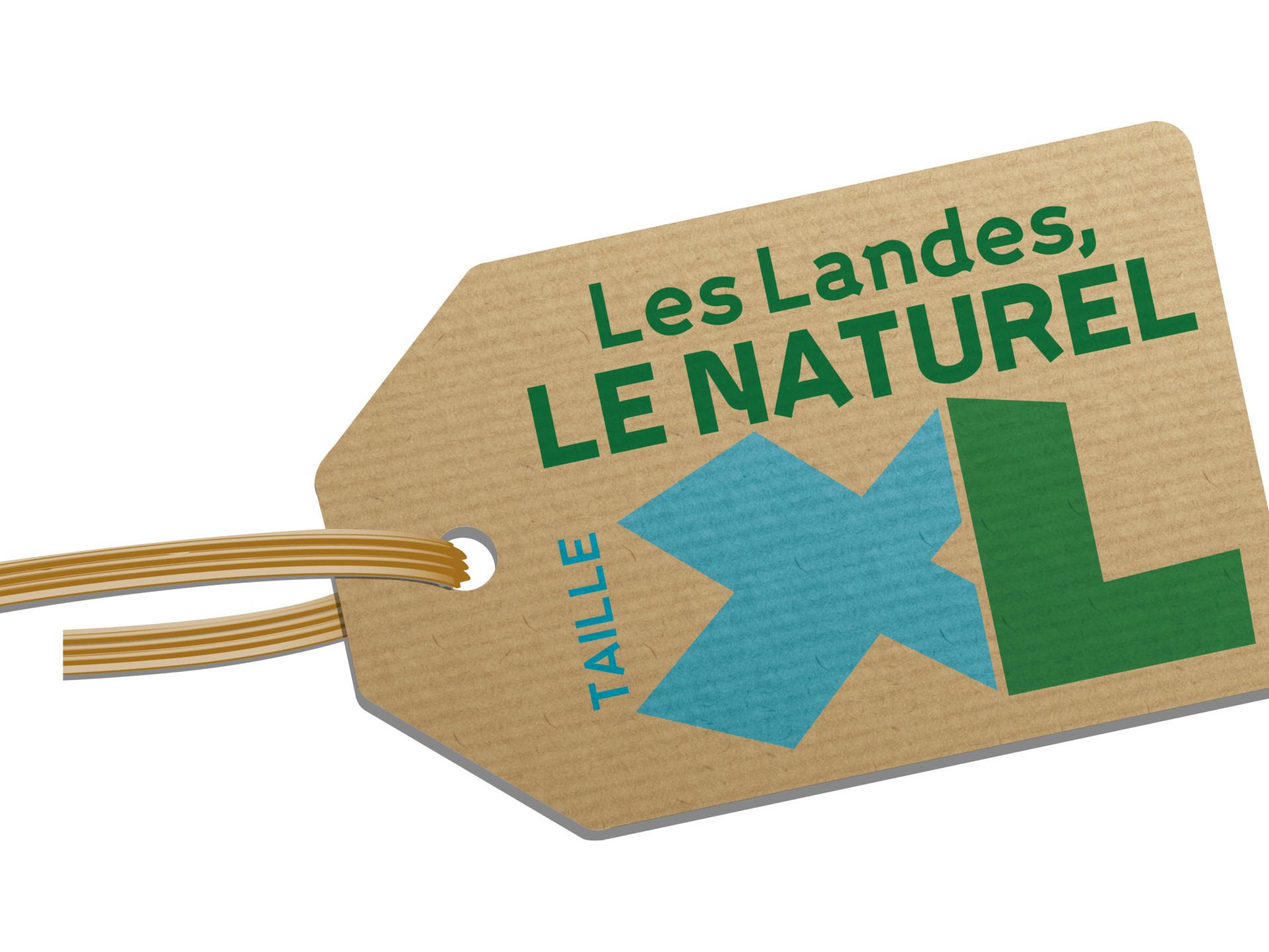 Les Landes, le Naturel taille XL