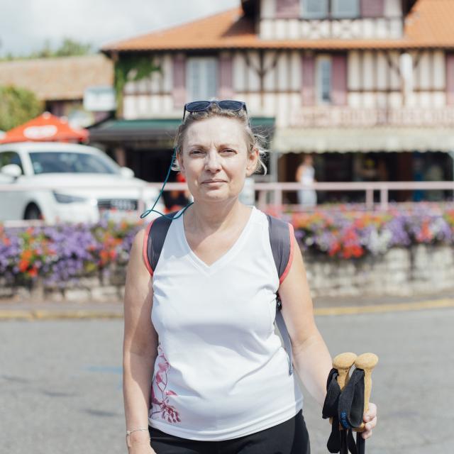 Christine de Dijon, fan de Côte Landes Nature
