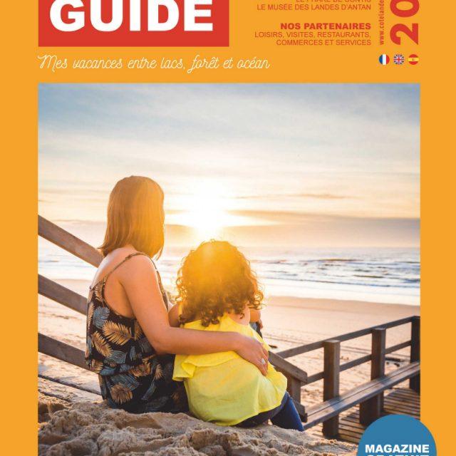 Mon Guide 2020 - Côte Landes Nature Tourisme, le magazine de mes vacances entre lacs, forêt et océan